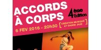Accords à Corps 2016
